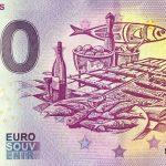 Sardinhas 2019-1 0 euro souvenir banknote portugal