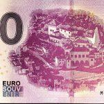 Sintra 2019-1 0 euro souvenir portugal banknote