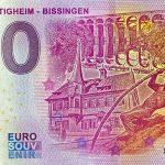 Stadt Bietigheim – Bissingen 2020-1 0 euro souvenir banknotes germany