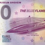 Technik Museum Sinsheim 2020-6 0 euro souvenir banknote germany