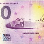 Technik museum Speyer 2019-2 0 euro souvenir banknote