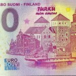 Turku – ABO Suomi – Finland 2020-1 0 euro souvenir banknotes