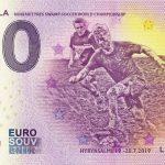 Ukkohalla 2019-1 0 euro souvenir nokian tyres swamp soccer world championship