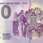 VALKENBURG AAN DE GEUL 2019-1 0 euro souvenir bankovka slovensko zero euro banknote