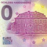 Velbert – Scholss Hardenberg 2019-1 0 euro souvenir schein banknote