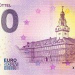 WOLFENBÜTTEL 2018-1 0 euro souvenir bankovka slovensko zero euro banknote