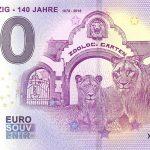 ZOO Leipzig 140 Jahre 2018-1 0 euro 1878