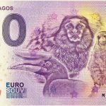 ZOO de Lagos 2018-1 eurosouvenir 0 euro banknote 0€ souvenir
