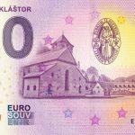 cerveny klastor 2019-1 0 euro souvenir