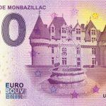 chateau de monbazillac 2017-2 zero euro souvenir