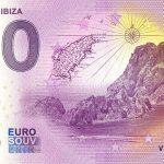 es vedra ibiza 2020-1 0 euro souvenir schein spain