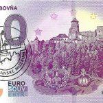 hrad ľubovňa peciatka 0 euro slovensko zero euro banknote slovakia