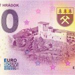 liptovsky hradok 2019-1 0 euro souvenir slovensko
