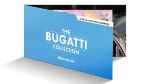 zero euro Museu do Caramulo 2018-1 The Bugatti Collection LE folder portugal banknote 2