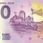 zero euro souvenir Schloss Burg – Felix 2019-10 0 euro schein germany
