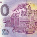 zero euro souvenir Wuppertal 2020-1 banknotes germany