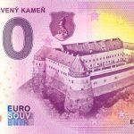 zero euro souvenir banknotes slovaka Hrad Červený kameň 2020-2 new design
