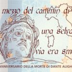 zerosouvenir 2021 - 700 anniversario della morte di dante alighieri V017 2021-02 0 souvenir banknote
