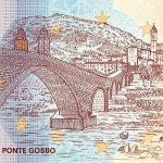 zerosouvenir bobbio pc ponte gobbo V015 2020-12 0 souvenir banknote italy