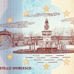 zerosouvenir milano castello sforzesco V01 2020-08 0 souvenir banknote