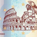 zerosouvenir roma colosseo V01 2020-08 0 souvenir banknote
