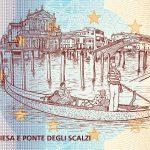 zerosouvenir venezia chiesa e ponte degli scalzi V01 2020-08 0 souvenir banknote